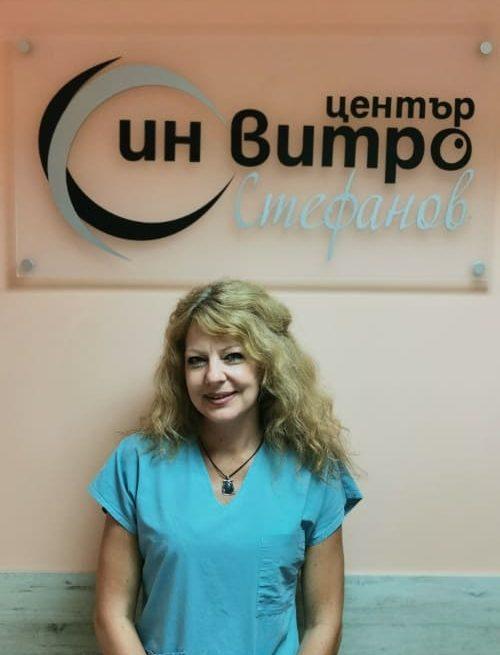 Милена Стоилова