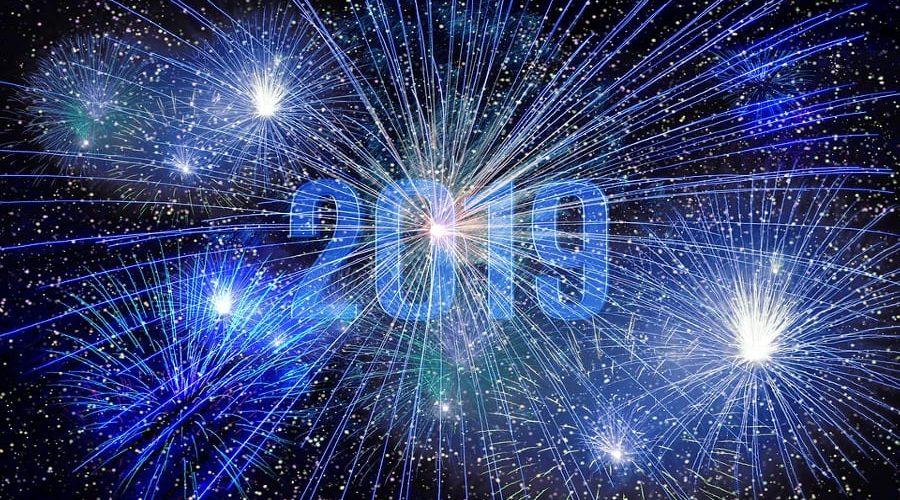Нова 2019 година