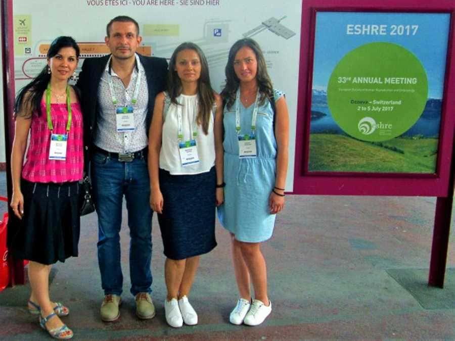 среща на ESHRE 2017